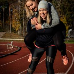 Valmentaja Anna Katrin